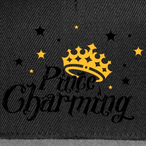Pince Charming Long Sleeve Shirts - Snapback Cap