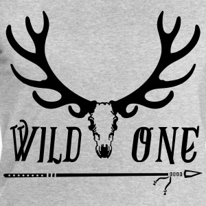 Wild one T-Shirts - Men's Sweatshirt by Stanley & Stella