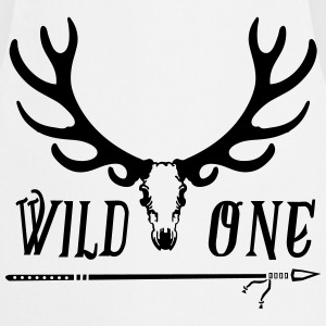 Wild one T-Shirts - Cooking Apron