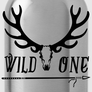 Wild one T-Shirts - Water Bottle