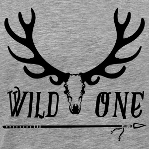 Wild one Tank Tops - Men's Premium T-Shirt