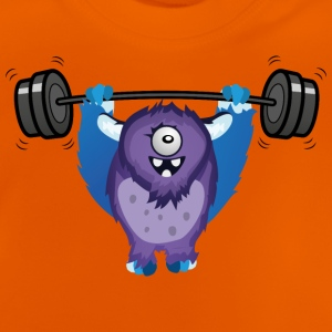 Unleash the monster, free your Monster Shirts - Baby T-Shirt