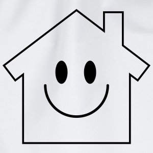 Smiley House Topper - Gymbag