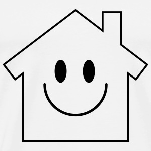 Smiley House Tops - Men's Premium T-Shirt