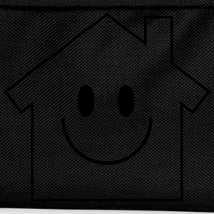 Smiley House T-Shirts - Kinder Rucksack