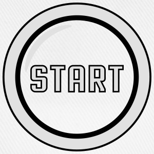 start switch T-shirts - Baseballkasket