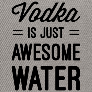 Vodka Awesome Water  Sweat-shirts - Casquette snapback