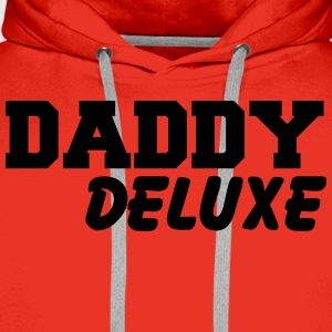 Daddy Deluxe Tee shirts - Sweat-shirt à capuche Premium pour hommes