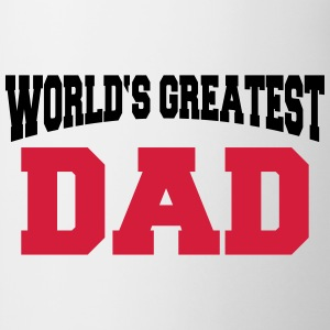 World's greatest Dad T-shirts - Mok