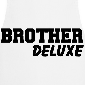 Brother Deluxe T-Shirts - Cooking Apron