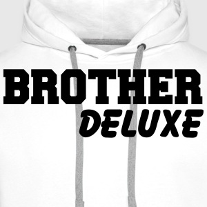 Brother Deluxe T-Shirts - Männer Premium Hoodie