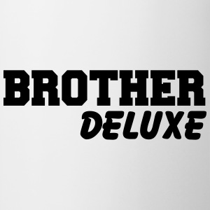 Brother Deluxe Camisetas - Taza
