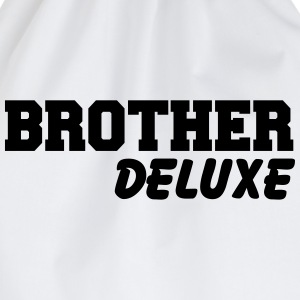 Brother Deluxe Long sleeve shirts - Drawstring Bag