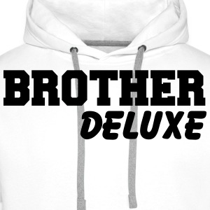 Brother Deluxe Long sleeve shirts - Men's Premium Hoodie