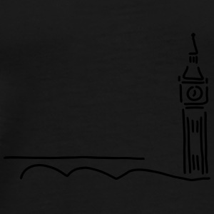 london big ben - Männer Premium T-Shirt