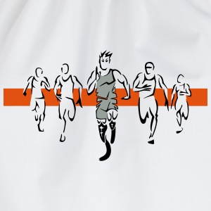 disabled sprinter  T-shirts - Gymtas