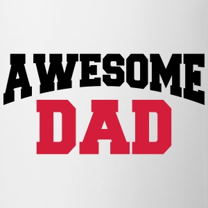 Awesome Dad T-shirts - Mok