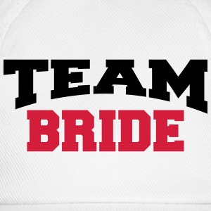 Team Bride T-shirts - Baseballcap