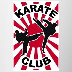 karate club 02 Tee shirts - Tasse