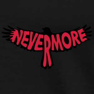 Nevermore 2C Hoodies & Sweatshirts - Men's Premium T-Shirt