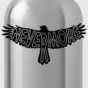 Nevermore 2 T-Shirts - Water Bottle