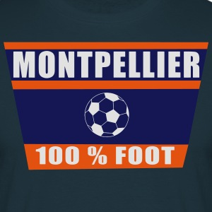 Montpellier football Tabliers - T-shirt Homme