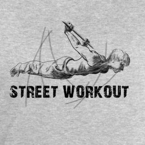 street workout Singlets - Sweatshirts for menn fra Stanley & Stella