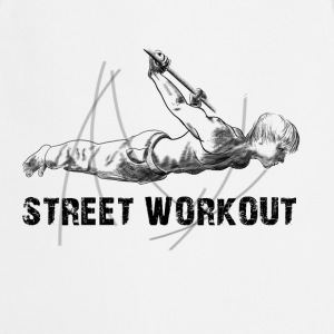 street workout T-Shirts - Cooking Apron