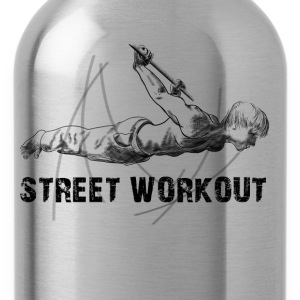street workout - Trinkflasche
