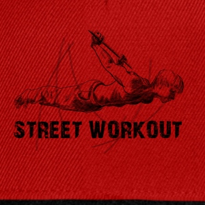 street workout Shirts - Snapback cap