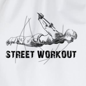 street workout Topper - Gymbag