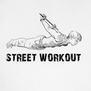 street workout T-shirts - Baseballcap