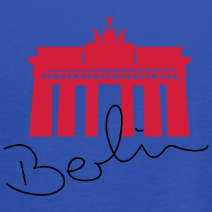 Shirt Brandenburger Tor - Frauen Tank Top von Bella
