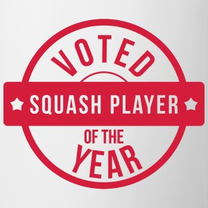 Squash Player of the year / Sport Forklæder - Kop/krus
