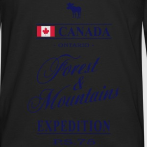 Canada - Ontario Sweat-shirts - T-shirt manches longues Premium Homme