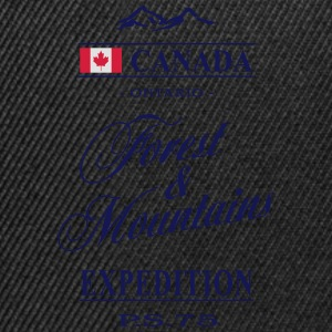 Canada - Ontario Tee shirts - Casquette snapback