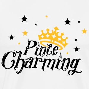 Pince Charming Manches longues - T-shirt Premium Homme