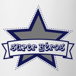 super héros star Sweats - Tasse