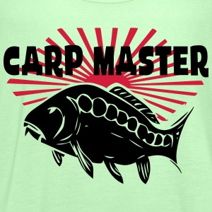 carp master T-Shirts - Women's Tank Top by Bella