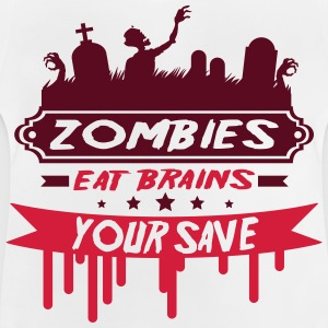zombie_13_2f Long Sleeve Shirts - Baby T-Shirt
