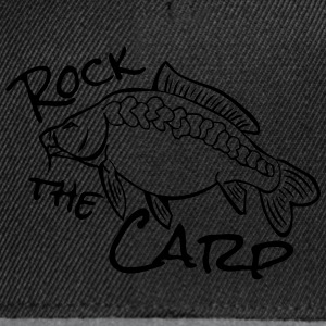 rock the carp Hoodies & Sweatshirts - Snapback Cap