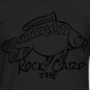 rock the carp T-Shirts - Men's Premium Longsleeve Shirt