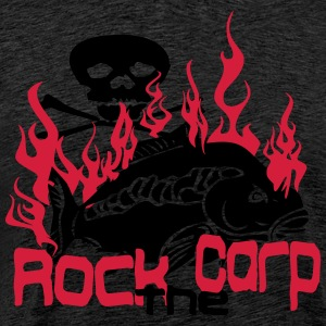rock the carp Hoodies & Sweatshirts - Men's Premium T-Shirt