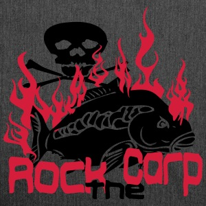 rock the carp Hoodies & Sweatshirts - Shoulder Bag made from recycled material