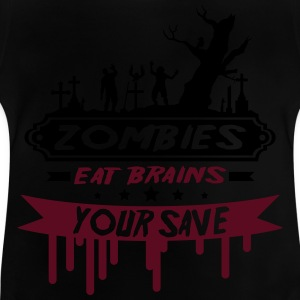 zombie_11_2f Long Sleeve Shirts - Baby T-Shirt