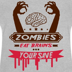 zombie_10_2f Long Sleeve Shirts - Baby T-Shirt