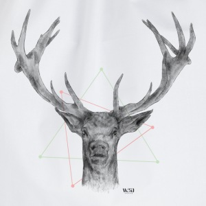 deer - wero T-Shirts - Turnbeutel