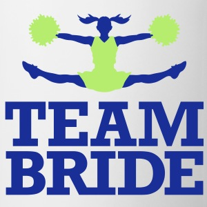 Team Bride! Undertøj - Kop/krus