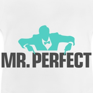 Mr. Perfect Shirts - Baby T-Shirt