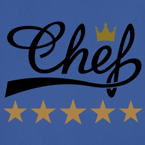 5 Stars Chefs Hat Cook Cooking Cuisine - Men's Breathable T-Shirt